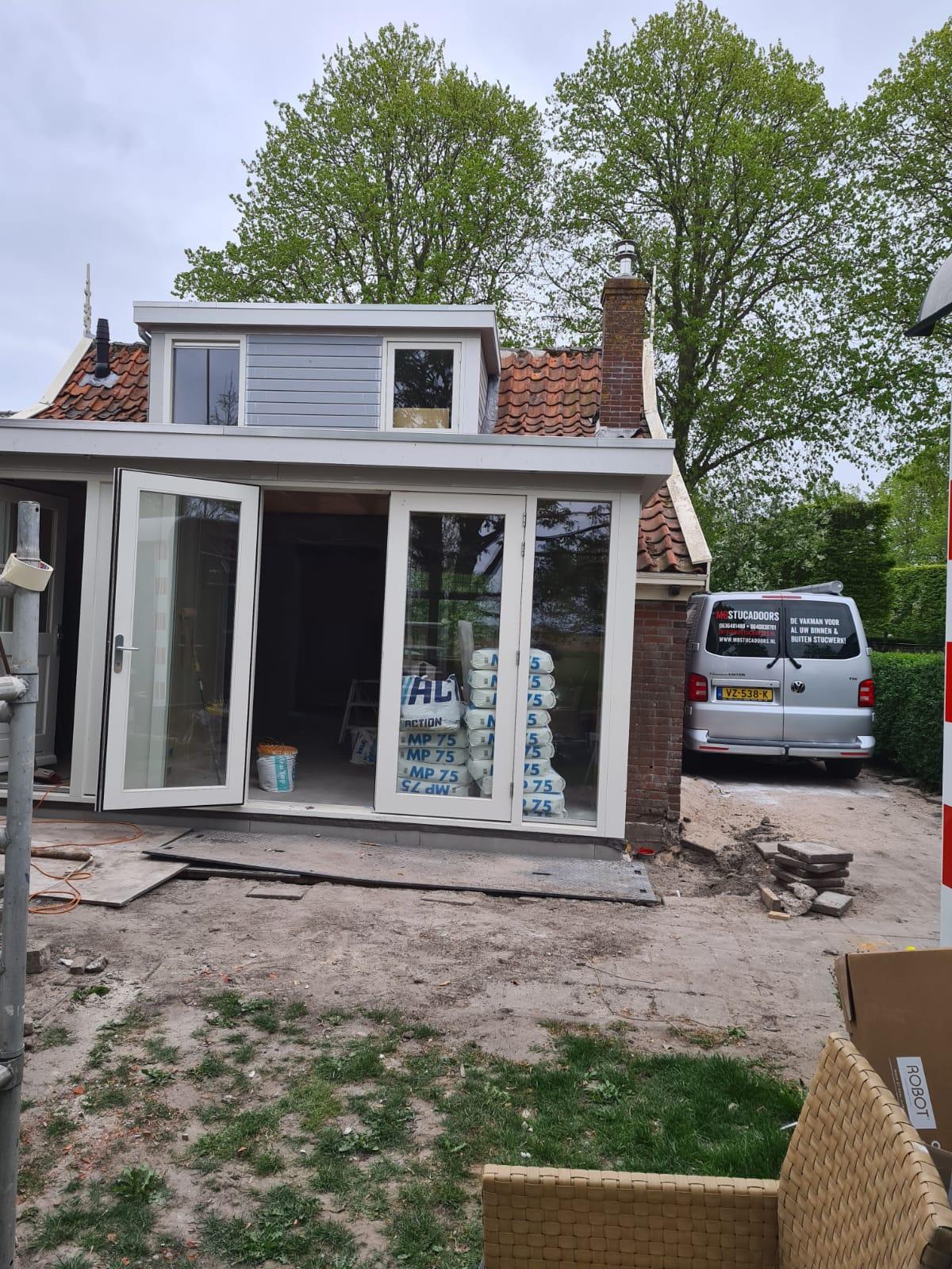 Stucwerk Alkmaar