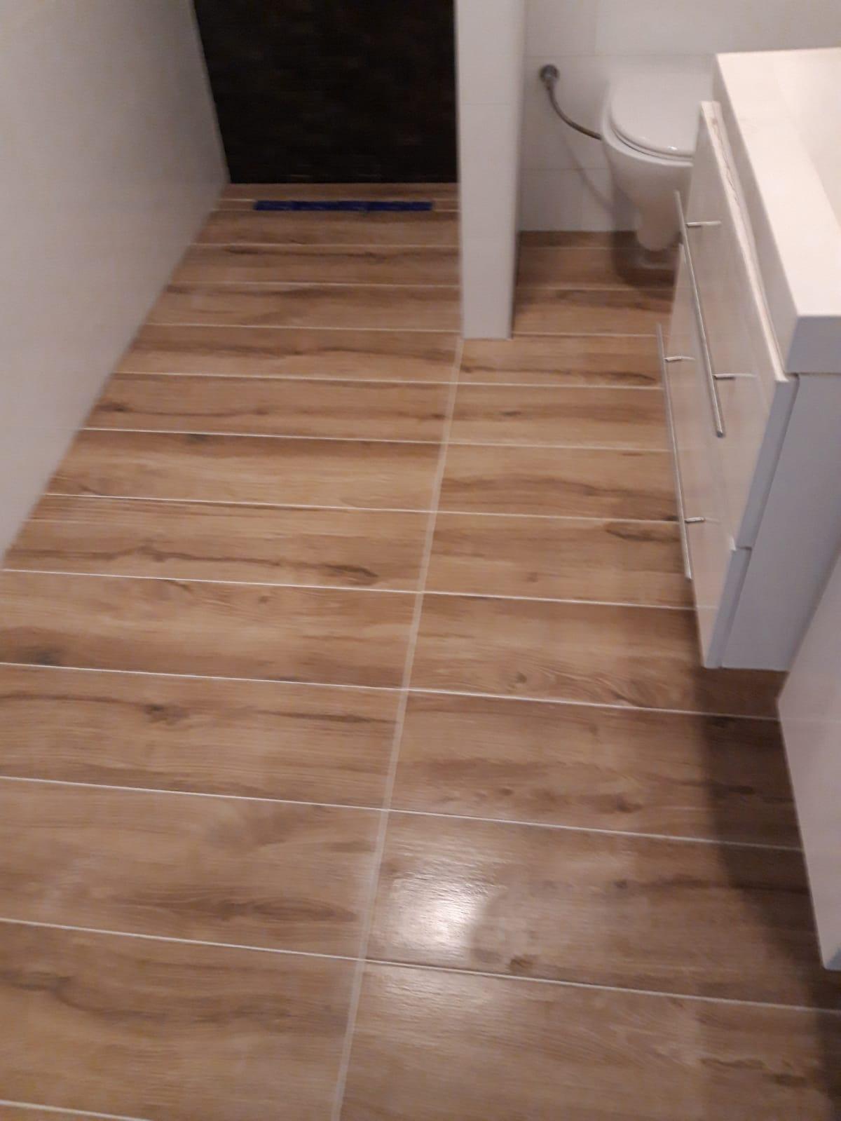 Tegelwerk vloer